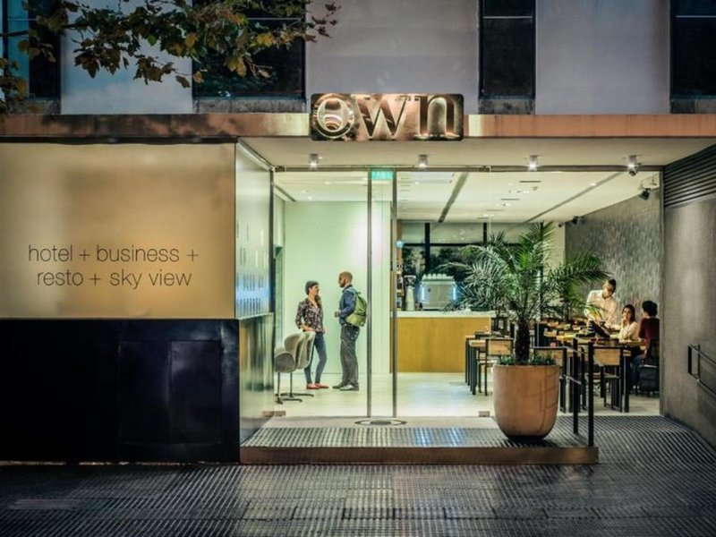 Own Madero Lounge/Empfang