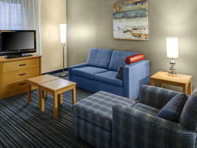 TownePlace Suites by Marriott Atlanta Buckhead Lounge/Empfang