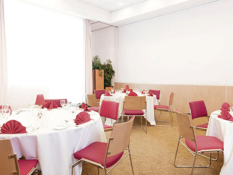 Novotel Brügge Zentrum Konferenzraum