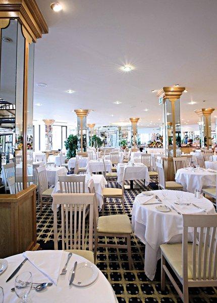 IFA Dunamar & NebengebäudeRestaurant