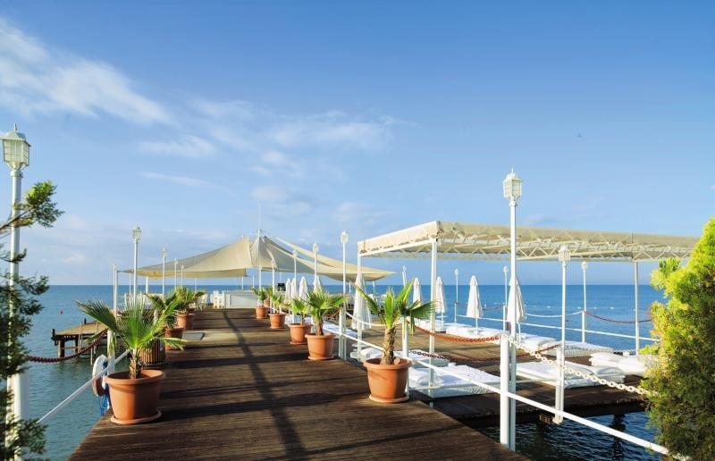 Alva Donna Exclusive Hotel & SpaStrand
