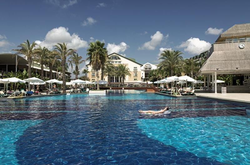 Alva Donna Exclusive Hotel & SpaPool