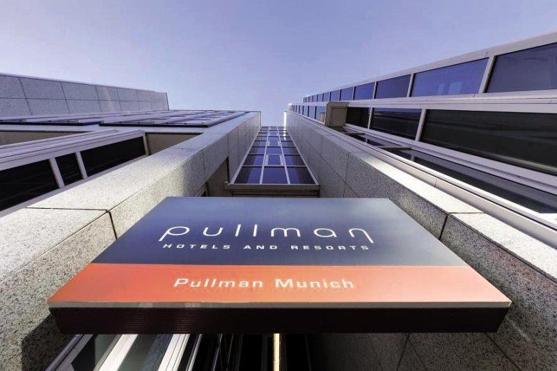 Pullman MunichAuߟenaufnahme