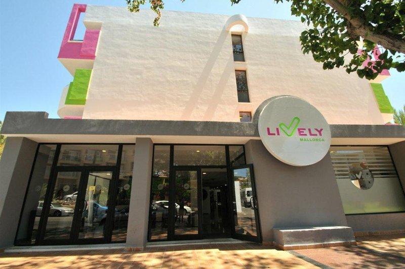 Lively Mallorca - Erwachsenenhotel Außenaufnahme