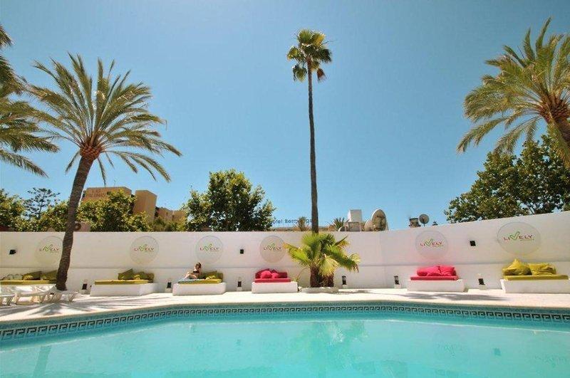 Lively Mallorca - Erwachsenenhotel Pool