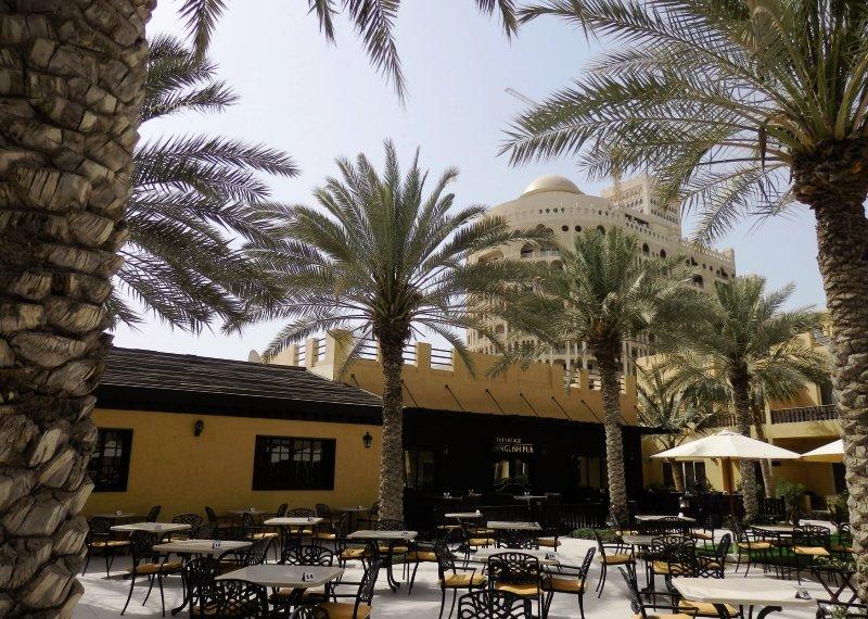Al Hamra Village Golf & Beach ResortGarten