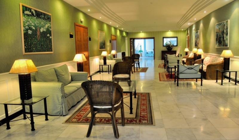 La Quinta Park Suites & SpaLounge/Empfang