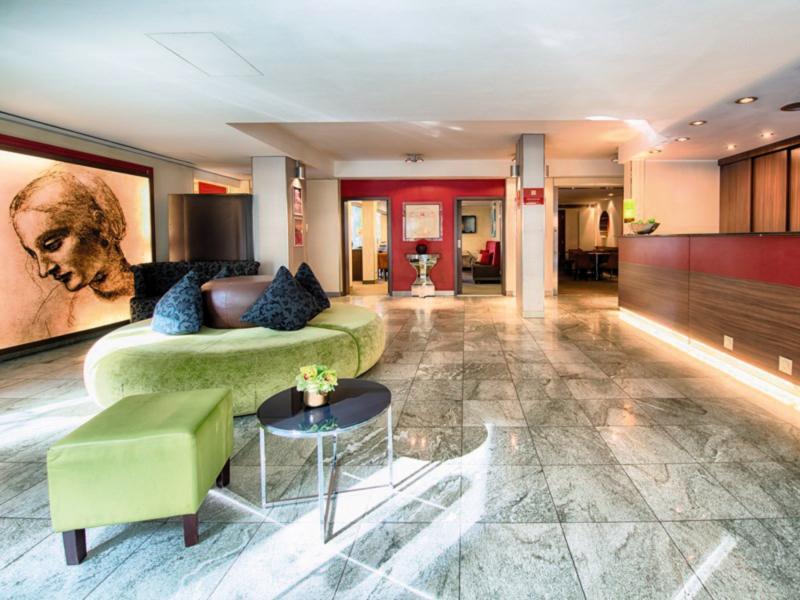 Leonardo Hotel & Residenz MünchenLounge/Empfang