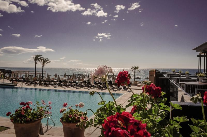 Guadalmina Spa & Golf ResortTerasse