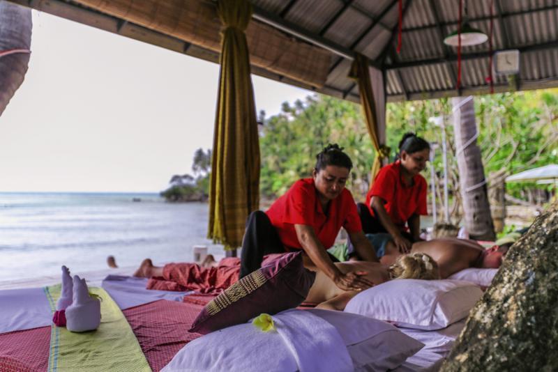 Villa Cha-Cha Koh PhanganPersonen