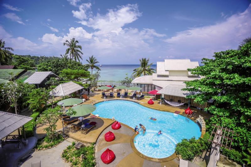 Villa Cha-Cha Koh PhanganPool
