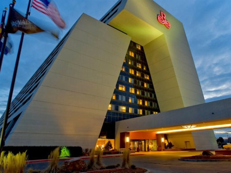 Renaissance Denver Stapleton Hotel Außenaufnahme