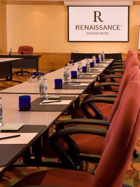 Renaissance Denver Stapleton Hotel Konferenzraum