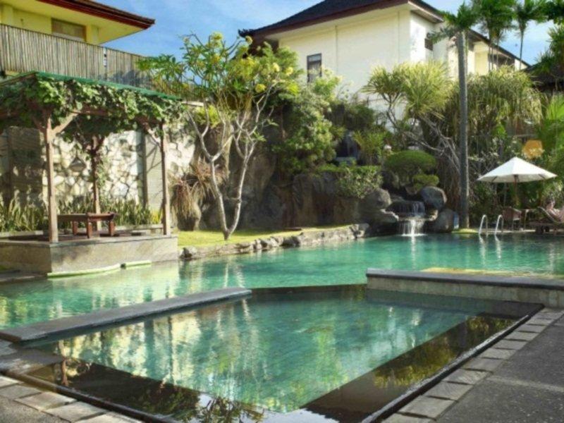 Adi Dharma Cottages Pool