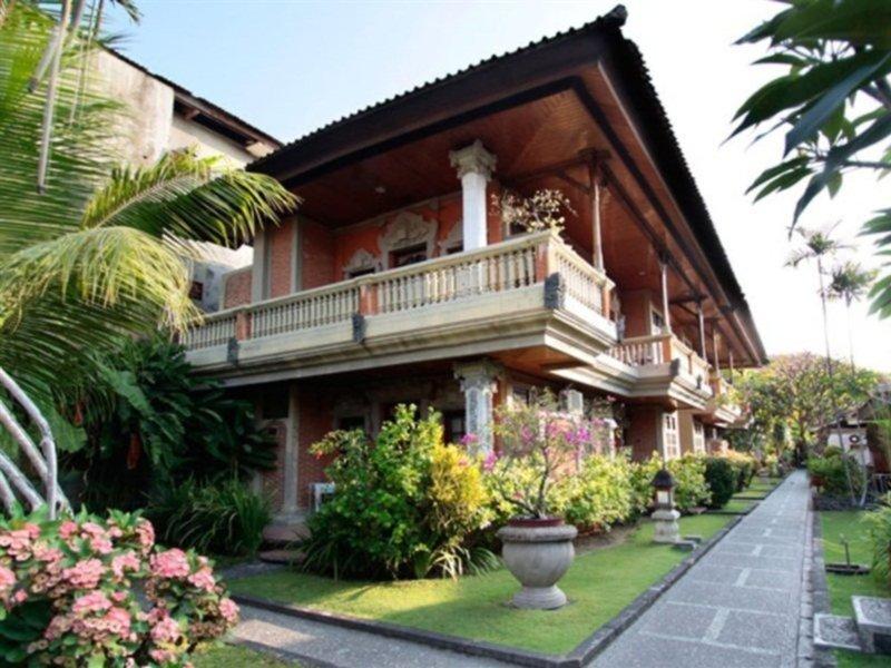 Adi Dharma Cottages Außenaufnahme