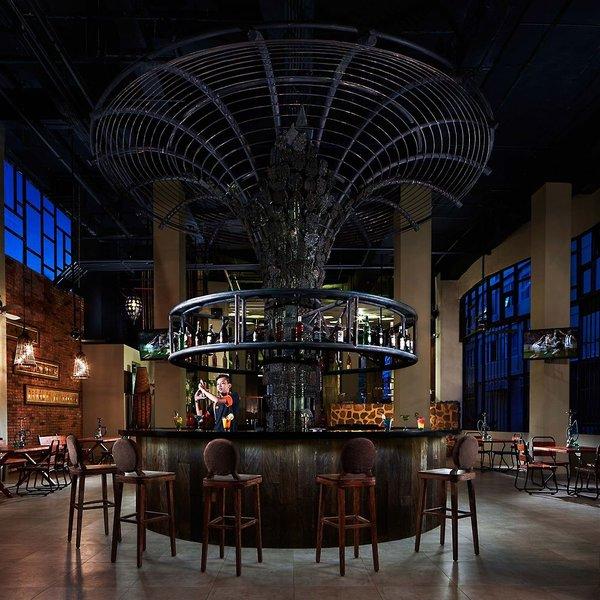 Sun Island Hotel & Spa Legian Bar