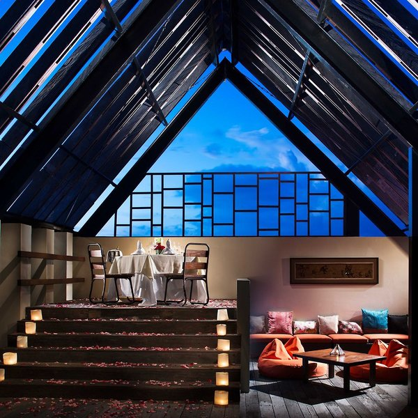 Sun Island Hotel & Spa Legian Lounge/Empfang