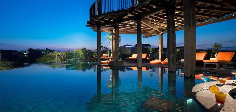 Sun Island Hotel & Spa Legian Wellness