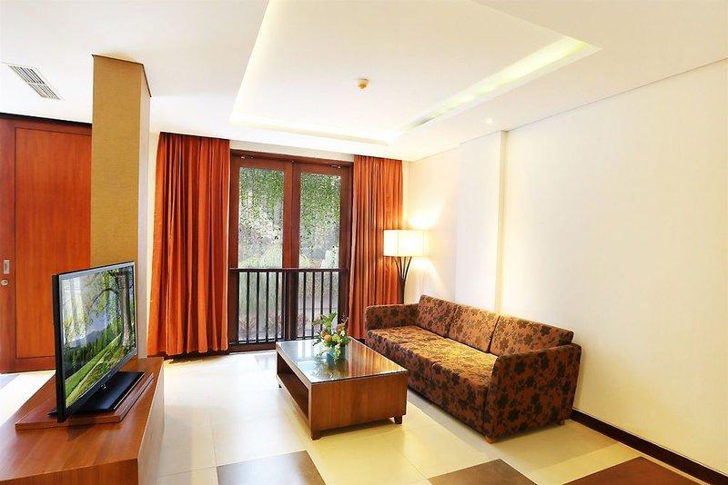 Sun Island Hotel & Spa Legian Wohnbeispiel