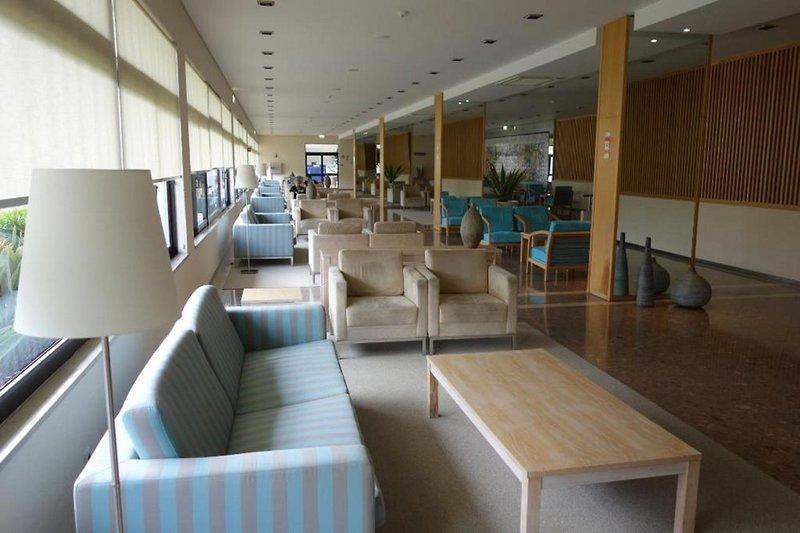 Inatel Albufeira Lounge/Empfang