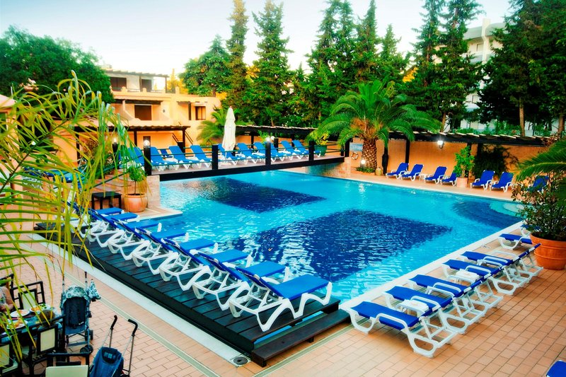 Hotel Balaia Mar Pool