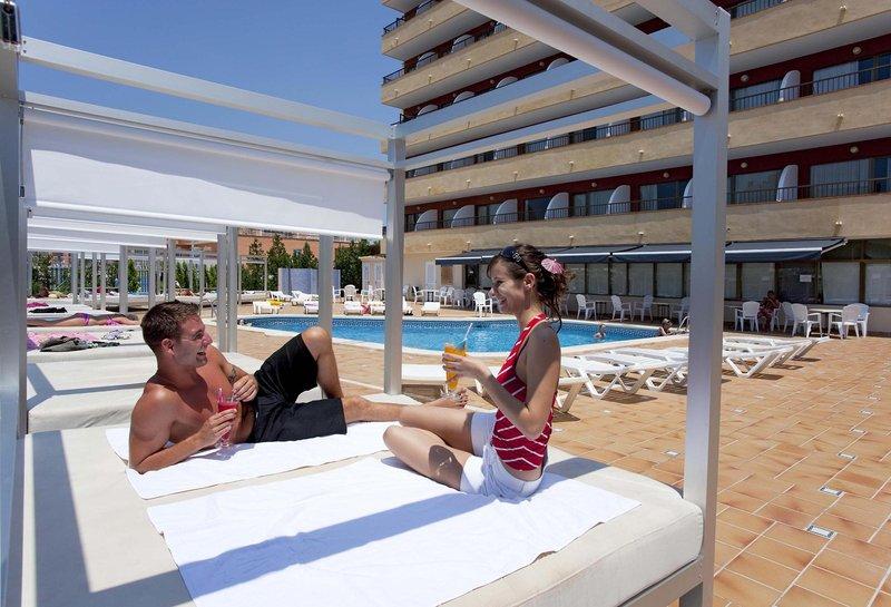 Lively Magaluf - Erwachsenenhotel Pool