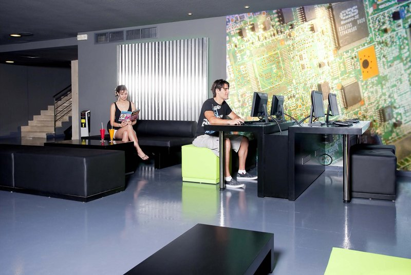 Lively Magaluf - Erwachsenenhotel Lounge/Empfang