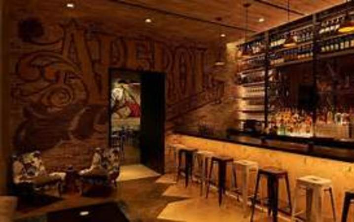 Arlo NoMad Bar