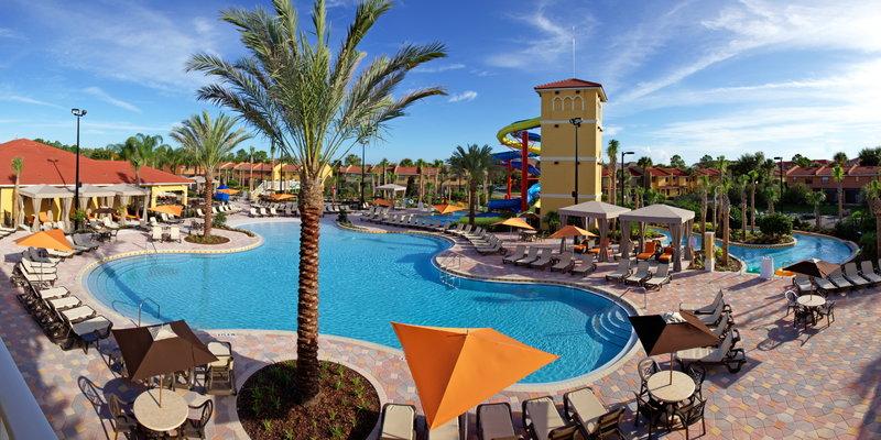 Fantasy World Resort Pool