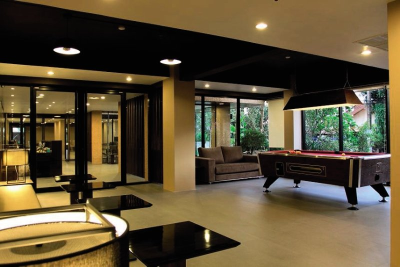 The Cottage SuvarnabhumiLounge/Empfang