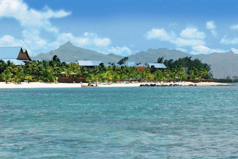 Victoria Beachcomber Resort & SpaAuߟenaufnahme