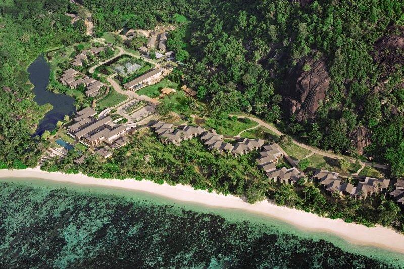 Kempinski Resort SeychellesAuߟenaufnahme