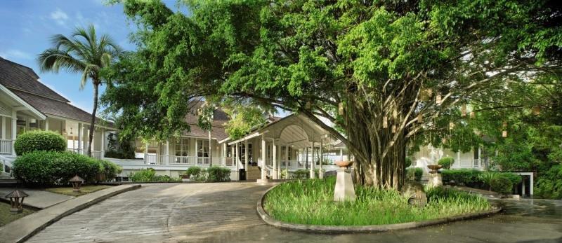 Banyan Tree SeychellesAuߟenaufnahme