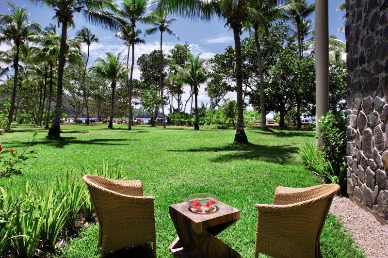 Kempinski Resort SeychellesGarten