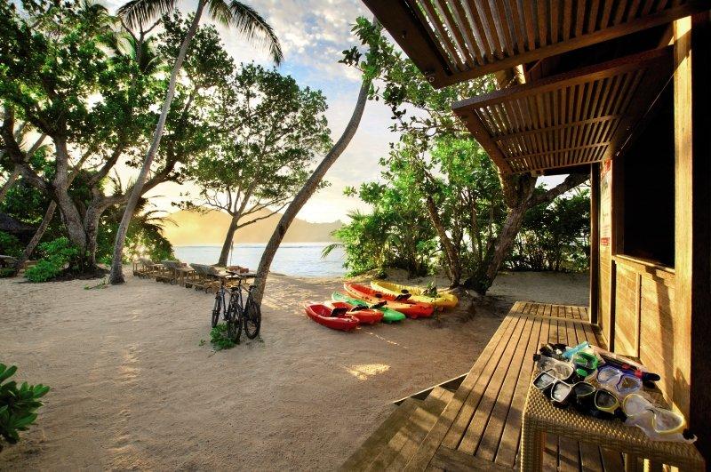Kempinski Resort SeychellesTerasse