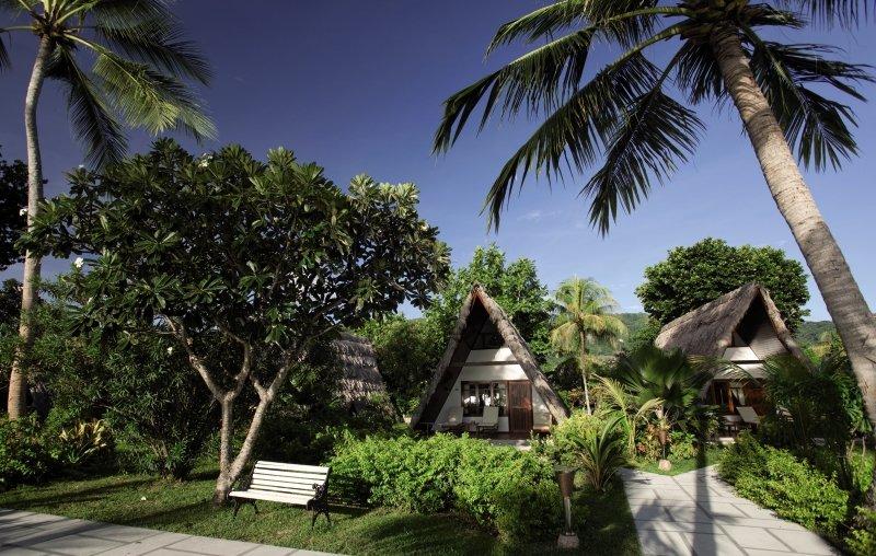 La Digue Island LodgeGarten