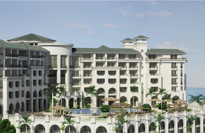 Stella Di Mare Beach Hotel & SpaAuߟenaufnahme
