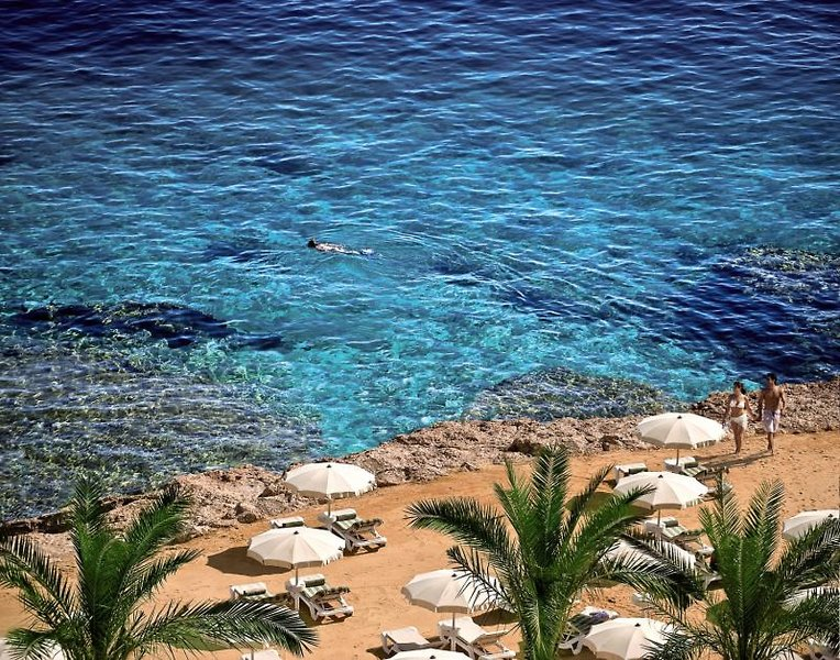 Stella Di Mare Beach Hotel & SpaLandschaft