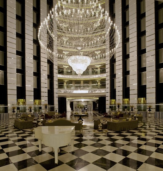 Delphin ImperialLounge/Empfang