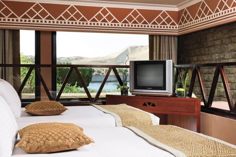 Mövenpick Resort AswanWohnbeispiel