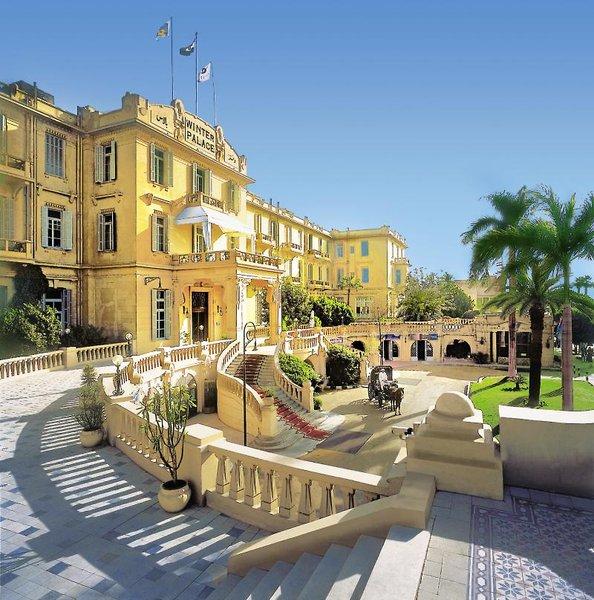 Sofitel Winter Palace LuxorTerasse