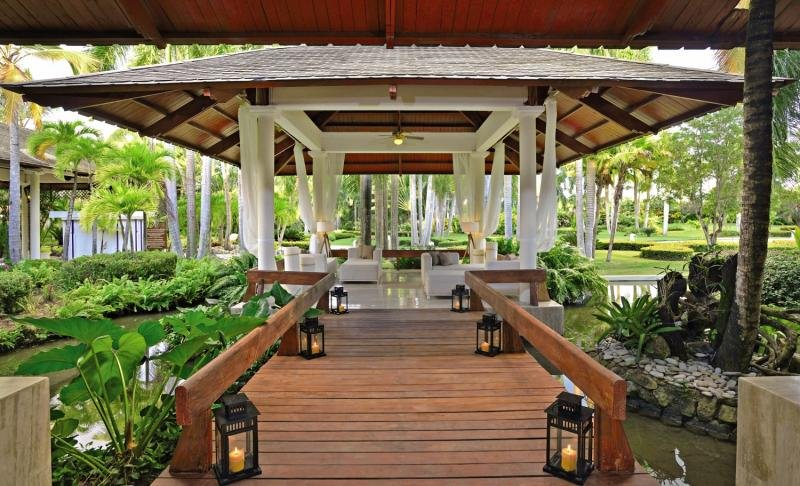 Paradisus Punta CanaGarten