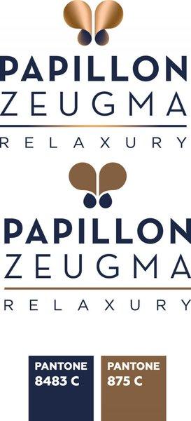Papillon ZeugmaLogo