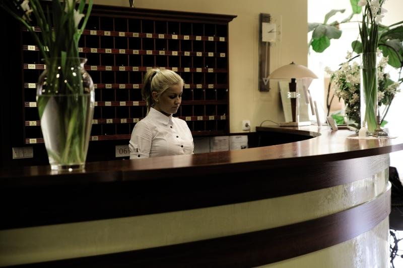 Bursztyn Bernstein Medical Spa & Wellness Lounge/Empfang