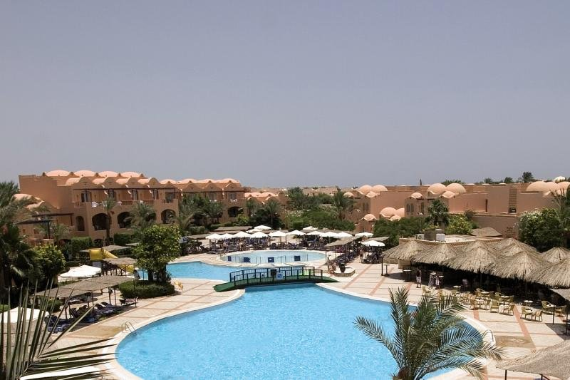 Jaz Makadi Oasis Resort Pool