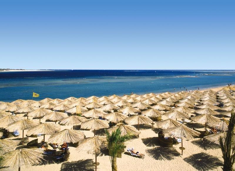 Jaz Makadi Oasis Resort Strand