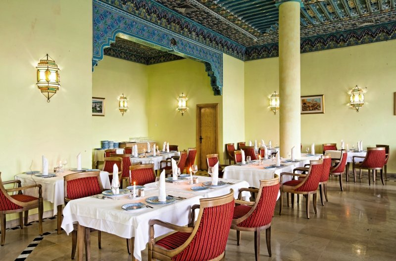 El Mouradi El Menzah Restaurant