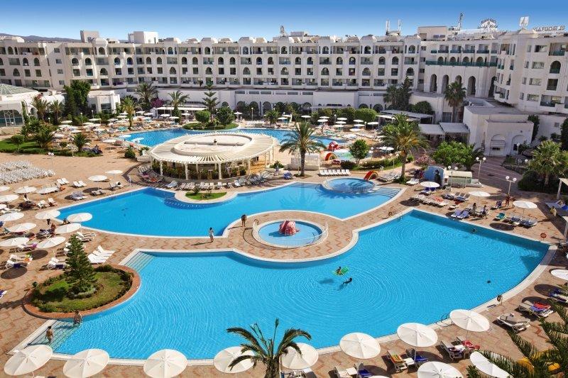 El Mouradi El Menzah Pool