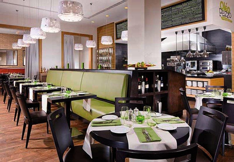 Courtyard Budapest City Center Restaurant