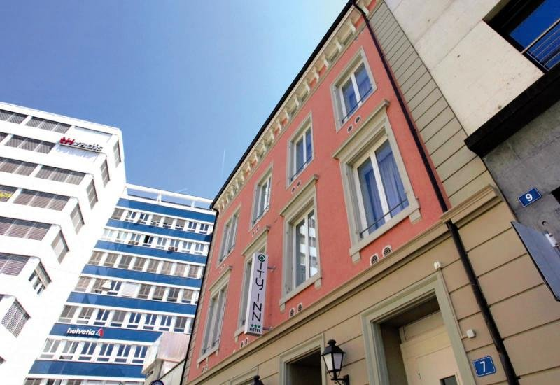 City Inn Basel Außenaufnahme